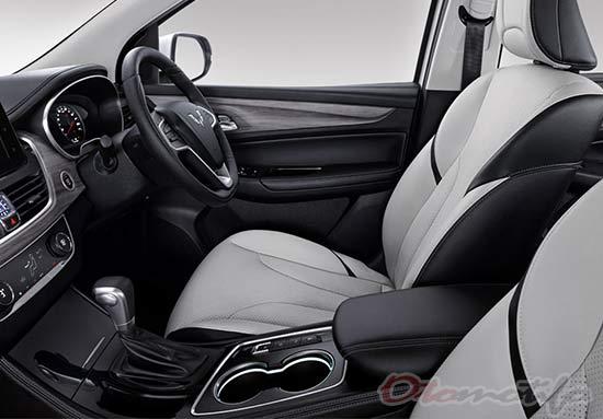 Interior Wuling Cortez Turbo
