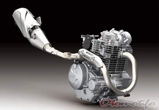 Mesin Motor KLX 230