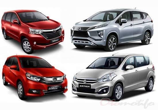 Mobil Paling Laris di Indonesia