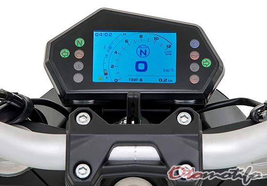 Speedometer Motor Benelli TNT 249S
