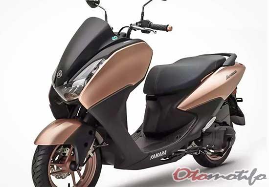Spesifikasi dan Harga Yamaha Avenue