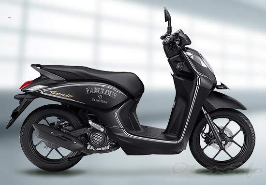 Gambar Motor Honda Genio 2021