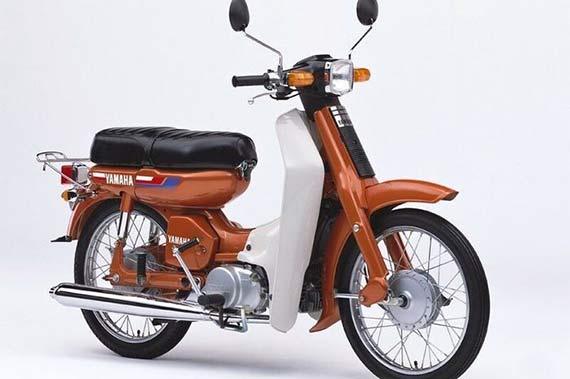 Gambar Motor Yadul Yamaha V50