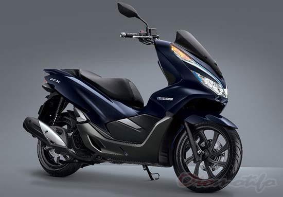 Gambar Motor PCX Hybrid