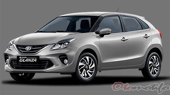 Gambar Toyota Glanza