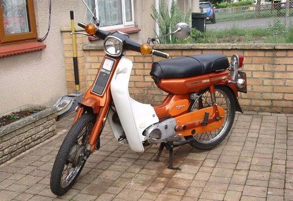 Gambar Yamaha V50