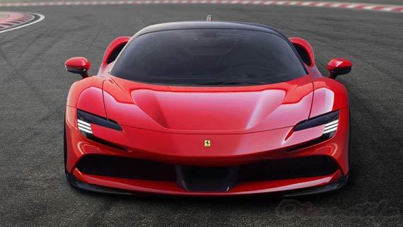 Harga Ferrari SF90 Stradale