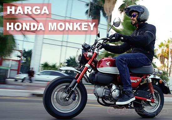 Harga Honda Monkey