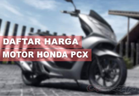 Harga Motor PCX