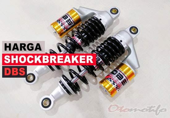 Harga Shockbreaker Tabung DBS