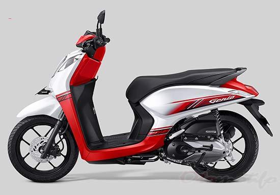 Gambar Honda Genio