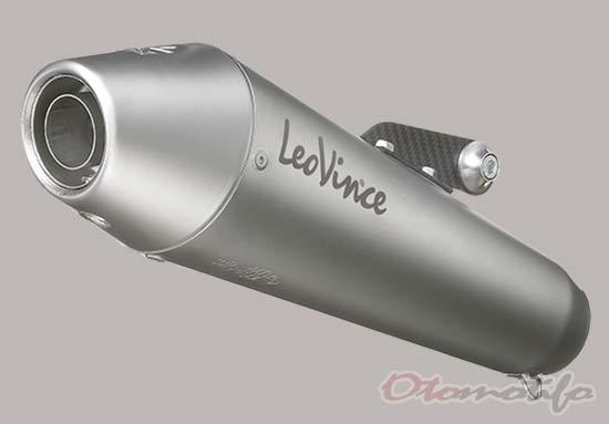Knalpot Motor LeoVince