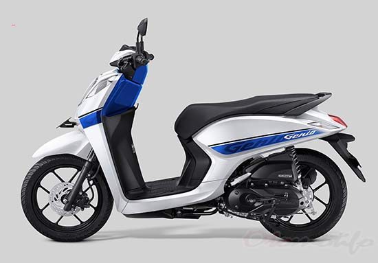 Gambar Motor Honda Genio
