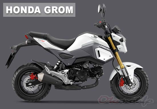 Motor Mini Honda Grom