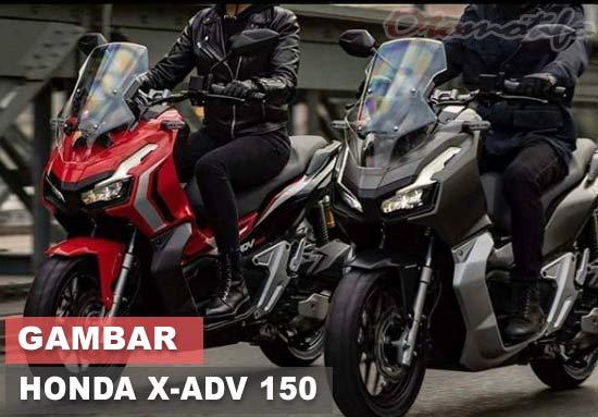 Gambar Honda ADV 150