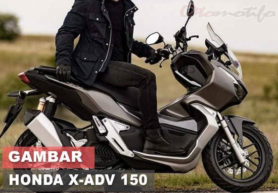Gambar Motor Honda X-ADV 150