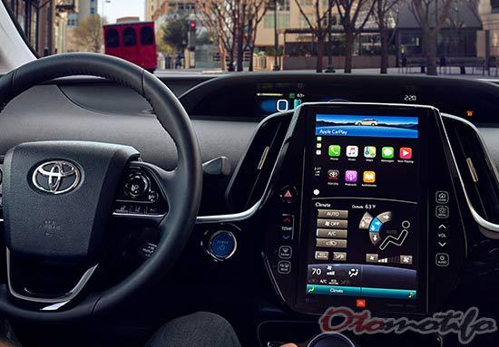 Gambar Interior Toyota Prius Prime