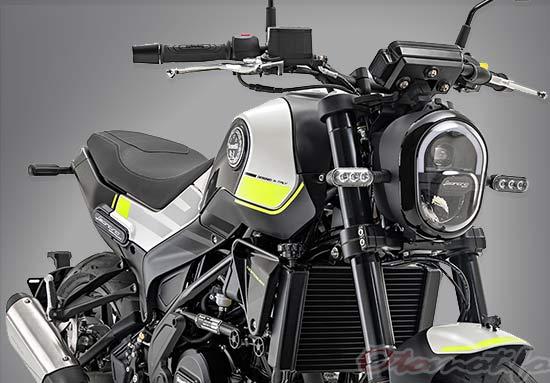 Gambar Motor Benelli Leoncino 500