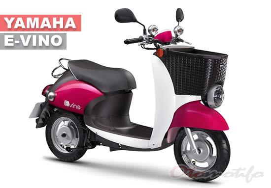 Gambar Motor Listrik Yamaha E-Vino