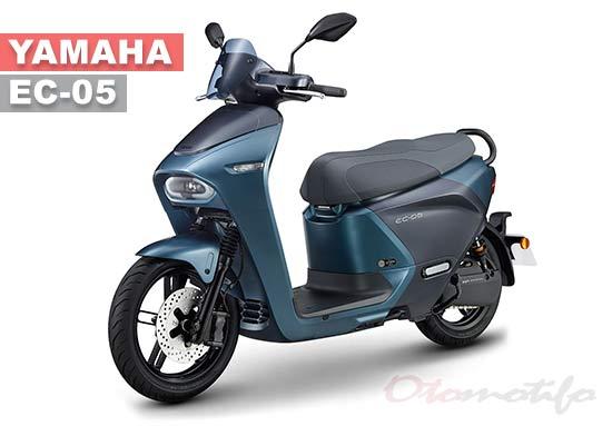 Gambar Motor Listrik Yamaha EC-05