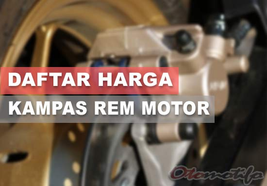 Harga Kampas Rem Motor Honda