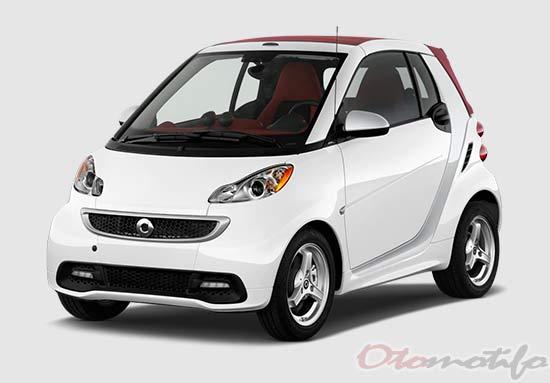 Harga Mobil Smart Fortwo bekas