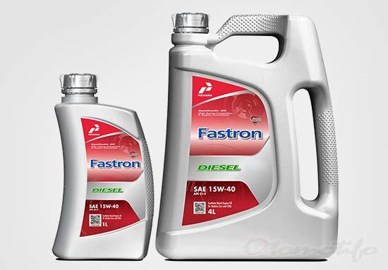 Harga Oli Mobil Diesel Fastron