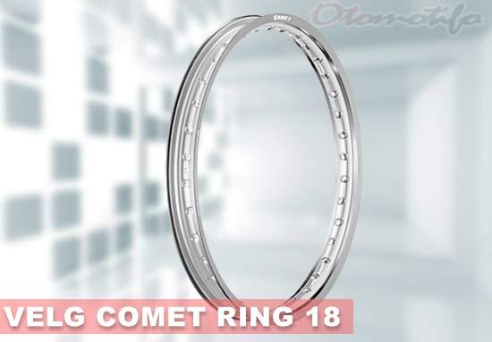 Harga Velg Jari Jari Comet Ring 18