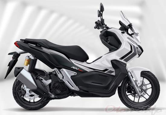 6 Warna Honda Adv 150 Terbaru 2020 Tipe Abs Cbs Otomaniac