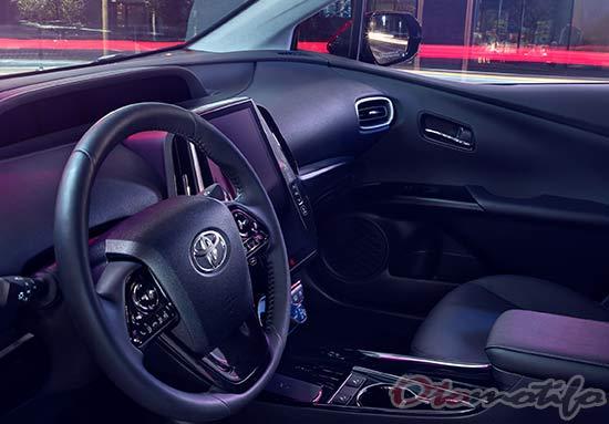 Interior Toyota Prius Prime