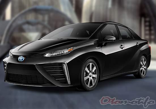 Mobil Listrik Toyota Mirai