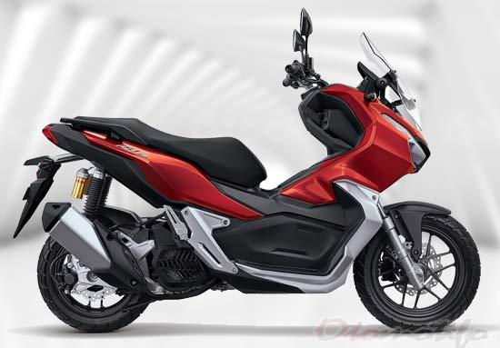 Desain Matic Honda Terbaru