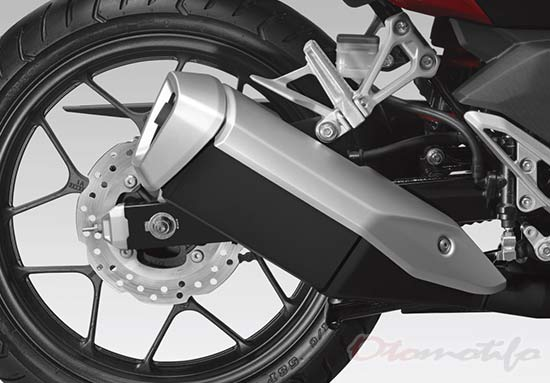 Rem Honda Winner X