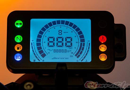Speedometer Benelli Leoncino 250