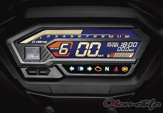 Speedometer Honda Winner X