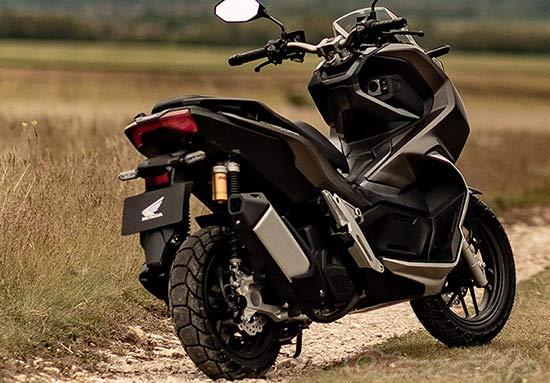 Spesifikasi Honda ADV 150
