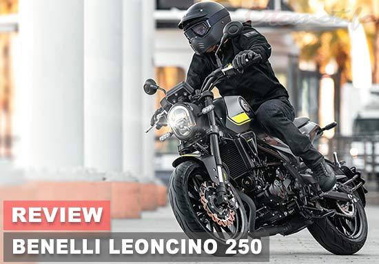 Spesifikasi dan Harga Benelli Leoncino 250