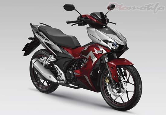 Spesifikasi dan Harga Honda Winner X