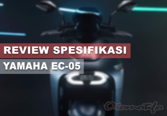 Spesifikasi dan Harga Yamaha EC-05