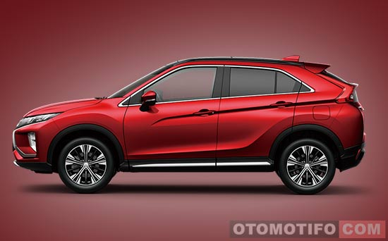 Warna Eclipse Cross