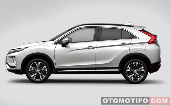 Warna Mobil Eclipse Cross