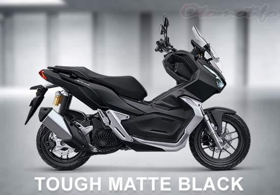 Warna Honda ADV 150 Hitam