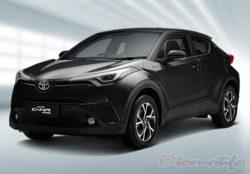 Gambar Warna Toyota C-HR Hybrid