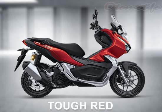 Warna Motor ADV Merah