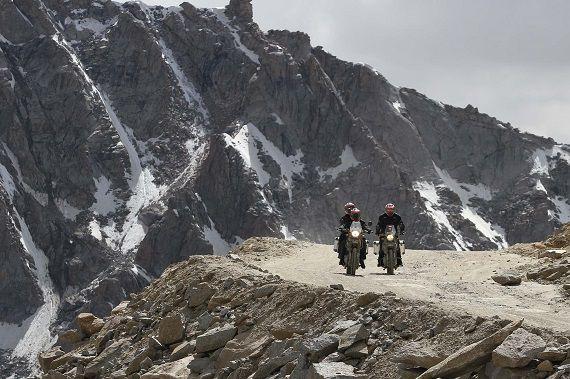 Darius & Donna Himalayan Ridge Bersama Oli TOP 1-4