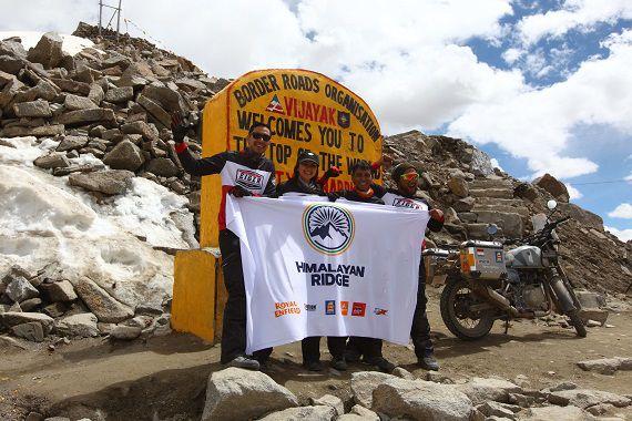 Darius & Donna Himalayan Ridge Bersama Oli TOP 1-7