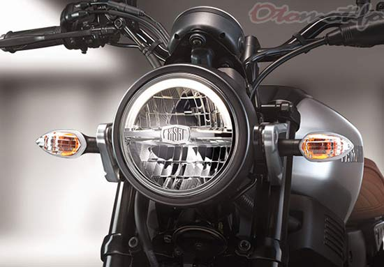 Headlamp Motor Yamaha XSR155