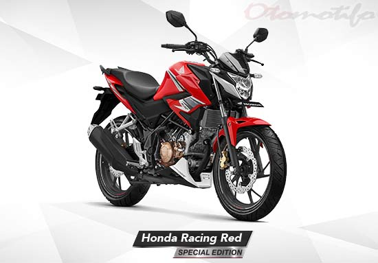 Warna Honda CB150R Racing Red