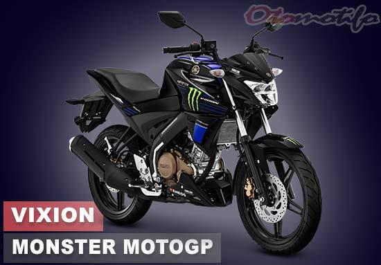 Warna Vixion MotoGP