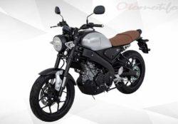 Warna Yamaha XSR 155